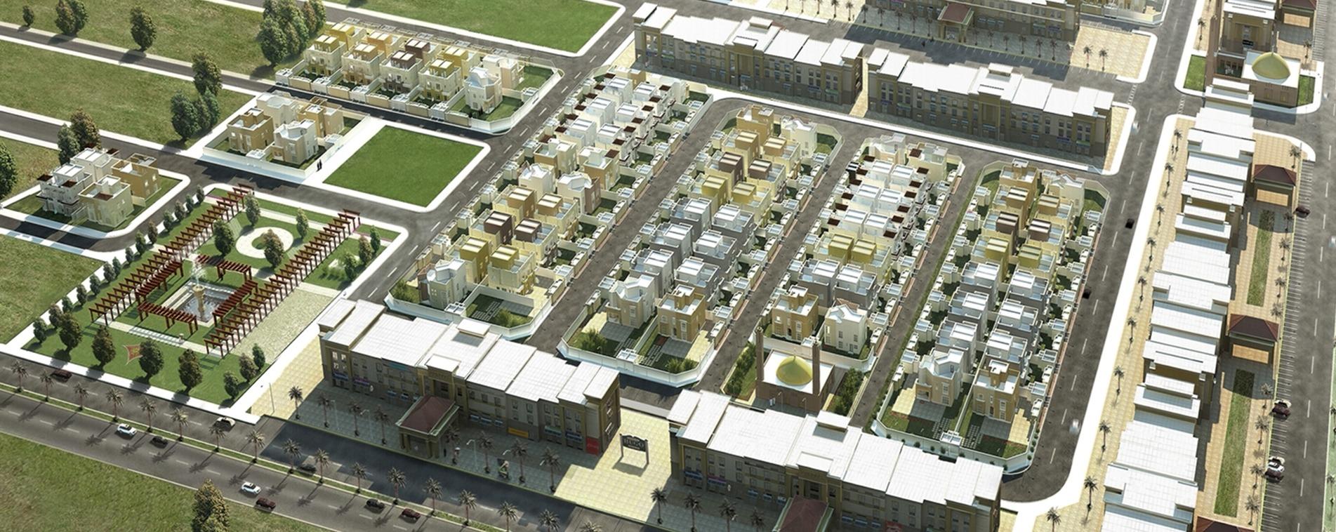 حي قرطبة 1 _ مشاريع الأرجان السكنية